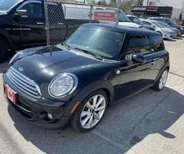 2013 MINI COOPER PREMIUM , NAVIGATION | CARS & TRUCKS | MISSISSAUGA / PEEL REGION | KIJIJI