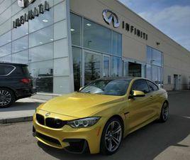 2015 BMW M4 | CARS & TRUCKS | EDMONTON | KIJIJI