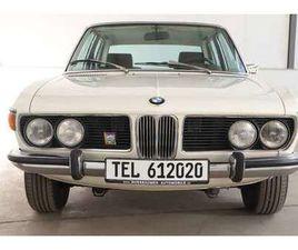 BMW 2800 LIMOUSINE DEUTSCH AUTOMATIC E3