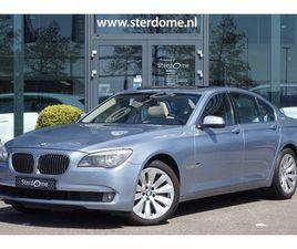 BMW 7 SERIE 750I ACTIVEHYBRID L HEAD-UP L PANORAMA DAK L SPOOR ASSISTENT L CAMERA L STOELV