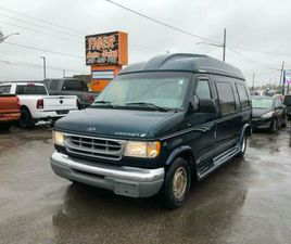 1998 FORD ECONOLINE RECREATIONAL**STARCRAFT*HIGH ROOF*ONLY 189KMS* | CARS & TRUCKS | LONDO