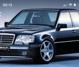 SUCHE E500 W124 500E