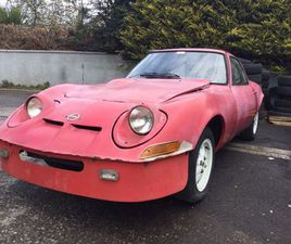 OPEL GT FOR SALE IN DUBLIN FOR £6,000 ON DONEDEAL