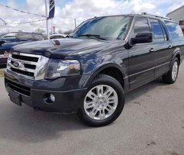 USED 2013 FORD EXPEDITION EL LIMITED 4WD MAX