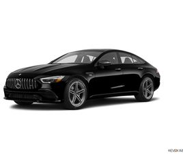 BLACK COLOR 2020 MERCEDES-BENZ AMG GT 53 4MATIC FOR SALE IN MORGANTOWN, WV 26508. VIN IS W