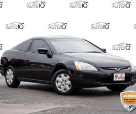 USED 2003 HONDA ACCORD LX-G SOLD AS TRADED