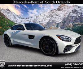 WHITE COLOR 2020 MERCEDES-BENZ AMG GT C FOR SALE IN ORLANDO, FL 32839. VIN IS WDDYJ8AA6LA0