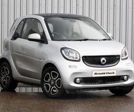 SMART FORTWO COUPE 60KW ELECTRIC DRIVE PRIME PREM+ 17KWH 2DR AUTO