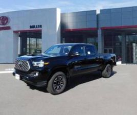 TRD SPORT DOUBLE CAB 6' BED V6 4WD AUTOMATIC