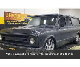 CHEVROLET SUBURBAN 454 V8 1971 PRIX TOUT COMPRIS
