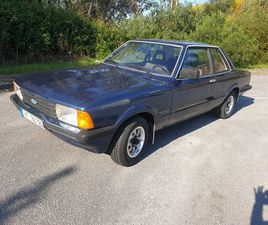 FORD TAUNUS 1,6 L COUPE TYPE GBS