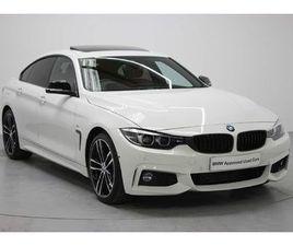BMW 4 SERIES GRAN COUPE 430D M SPORT GRAN COUPE 3.0 5DR