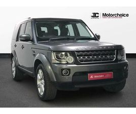 2014 LAND ROVER DISCOVERY 4 3.0 SD V6 XS - £20,700