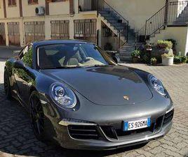 PORSCHE 991 911 3.8 CARRERA S COUPÉ