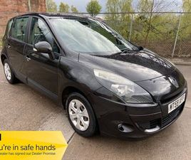 2009 RENAULT SCENIC 1.6 EXPRESSION (110BHP) - £1,995