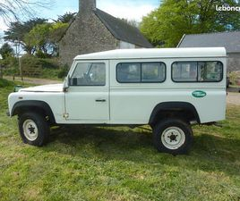 LAND ROVER DEFENDER 110 3 PLACES