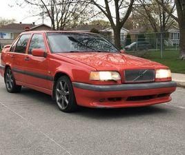VOLVO 850 R 1997 AUTO | CARS & TRUCKS | LAVAL / NORTH SHORE | KIJIJI