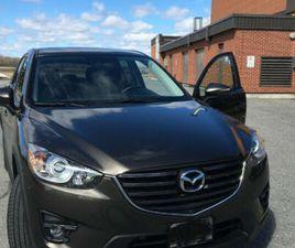 2016 MAZDA CX-5 GS SPORT UTILITY   CARS & TRUCKS   CORNWALL   KIJIJI