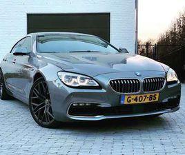 BMW 640 GRAN COUPÉ XDRIVE | 360 CAMERA | HARMAN KARDON |