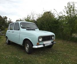 RENAULT 4L TL COLLECTION 1979