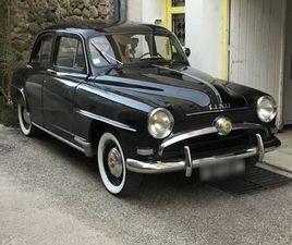 SIMCA 9 ARONDE 1954