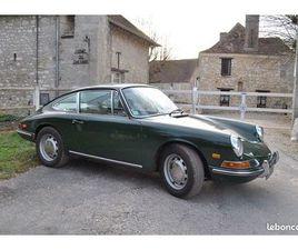 AUTHENTIQUE PORSCHE 912 DE 1968