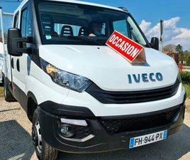 IVECO 35C14 CAMION BENNE DOUBLE CABINE