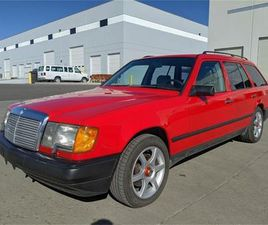 FOR SALE: 1987 MERCEDES-BENZ 300TD IN CADILLAC, MICHIGAN