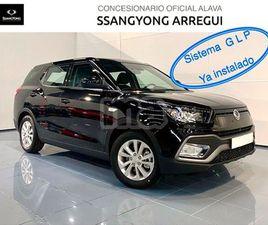 SSANGYONG - XLV G16 LINE