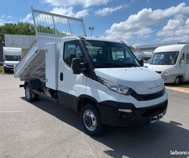 IVECO DAILY / 35-140 / BENNE & COFFRE / 35C14 / 2019 / 140 CH
