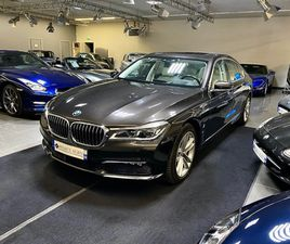 740LE XDRIVE (G12) EXCLUSIVE INDVIDUAL