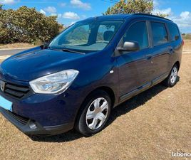 DACIA LODGY (7 PLACES - DIESEL - 79 960 KM)