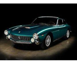 1963 FERRARI 250 GT LUSSO 1 OF 351   CLASSICHE RED BOOK   PRICE USD