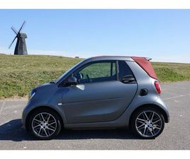 SMART FORTWO 0.9T BRABUS XCLUSIVE CABRIOLET TWINAMIC (S/S) 2DR