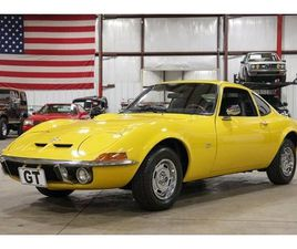 1969 OPEL GT FOR SALE