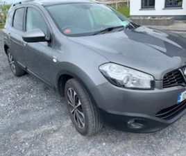 NISSAN QASHQAI +2, 2012 1.5 N-TEC 7 SEATER FOR SALE IN MAYO FOR €9150 ON DONEDEAL