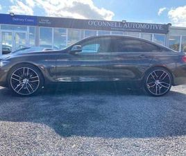 2017 BMW 420D GRAND COUPE M SPORT ALLOYS AUTOMATIC