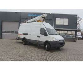 IVECO DAILY 65C17 DANILIFT WDT160S 16 METER!!