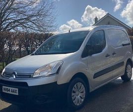 CITROEN, BERLINGO, PANEL VAN, 2014, MANUAL, 1560 (CC)