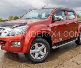 2015 ISUZU D-MAX 2.5TD TWIN TURBO YUKON MANUAL FOR SALE IN ANTRIM FOR £13,000 ON DONEDEAL