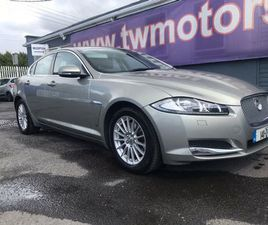 JAGUAR XF  LOW LOW MILES  FOR SALE IN DUBLIN FOR €14,950 ON DONEDEAL
