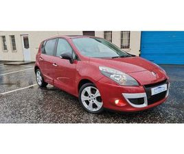 2011 RENAULT SCENIC 1.6DCI BOSE EDITION - £2,695