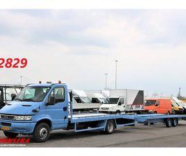 65C17 AUTOTRANSPORTER + AANHANGER LIER EURO 3