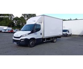 IVECO DAILY 35C16 CAISSE 20M3