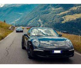 PORSCHE 991 911 3.4 CARRERA COUPÉ