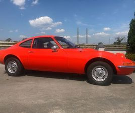OPEL GT 1972 FOR SALE IN DONEGAL FOR €18,500 ON DONEDEAL