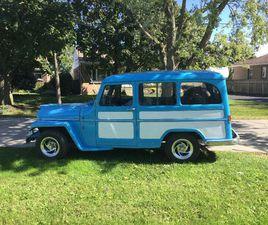 1955 WILLYS JEEP WAGON | CLASSIC CARS | ST. CATHARINES | KIJIJI