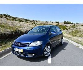 VOLKSWAGEN GOLF PLUS 1.9TDI BLUEMOTION