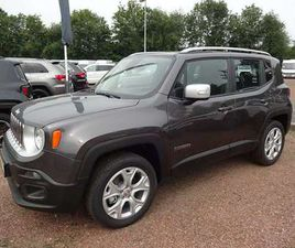 JEEP RENEGADE MY18 LIMITED 1.4L MULTIAIR