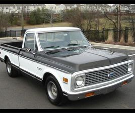 FOR SALE: 1972 CHEVROLET C10 IN HARPERS FERRY, WEST VIRGINIA